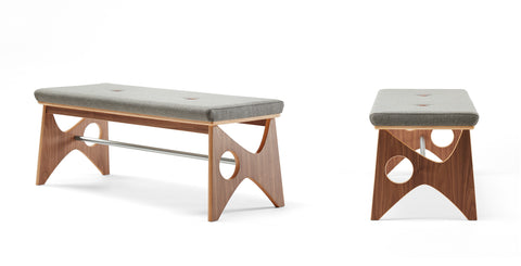 Thirty-Nine Collection Bench