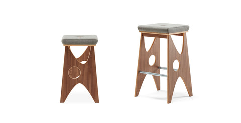 Thirty-Nine Collection stool