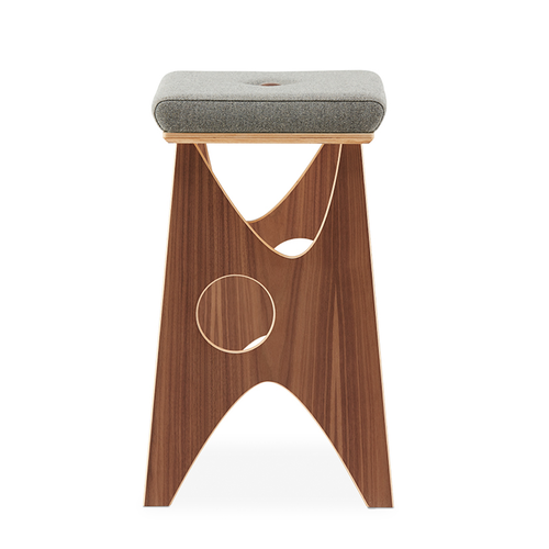 Rapson® Thirty-Nine Stool by Leland International