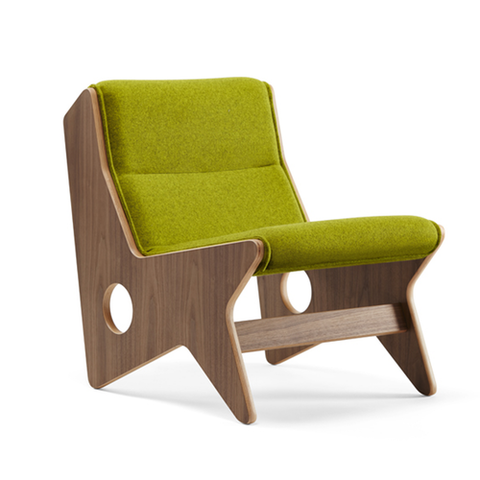 Rapson® Thirty-Nine Lounge Chair by Leland International