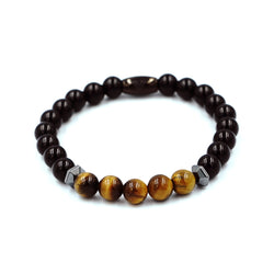 Jaden | Brown Tiger Eye