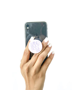 Mind, Body, Soul Pop Socket & Car Mount