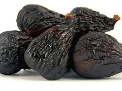 Dried Whole Black Mission Figs