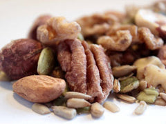 Sprouted Mixed Nuts + Seeds