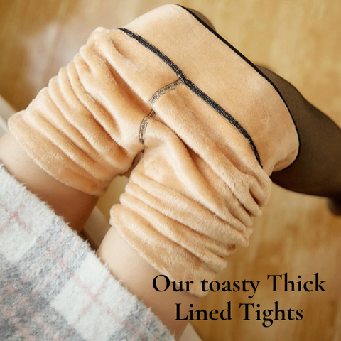 winter tights - living a sweeter life
