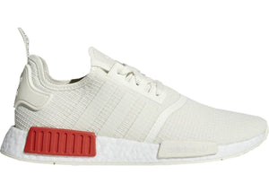 43d82f05f9af0 Adidas NMD R1 Off White Lush Red