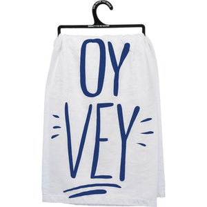 "Tea Towel-""Oy Vey"""