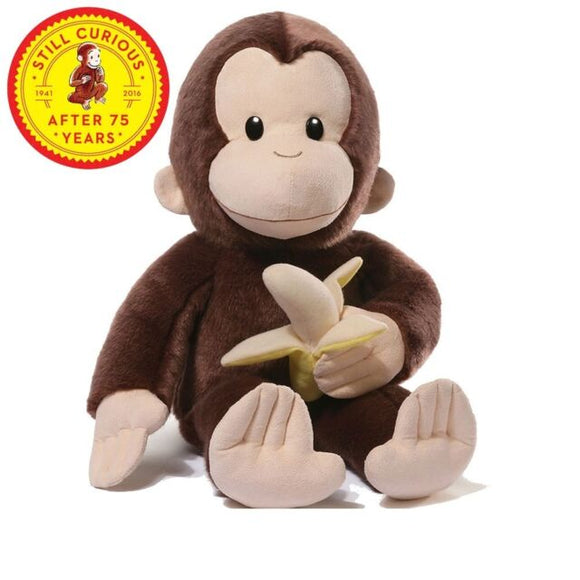 Curious George 75th Anniversary Series