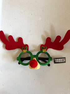 Rudolph the Reindeer - Holiday Eyeglasses