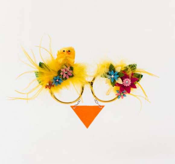 Easter Duck Glasses
