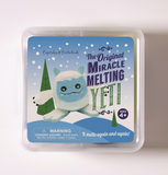 Miracle Melting Yeti