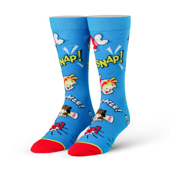 Pop Crackel Pop Socks