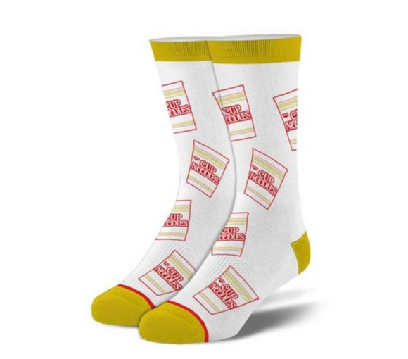 Cup of Ramen Socks
