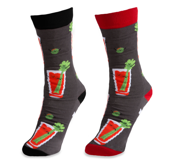 Bloody Mary Socks