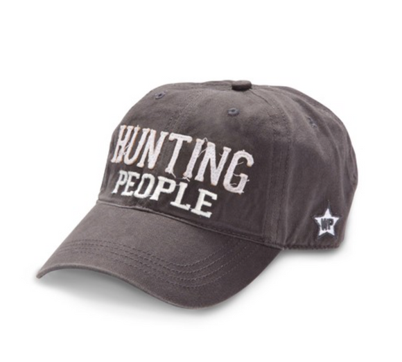Hunting People - Baseball Hat