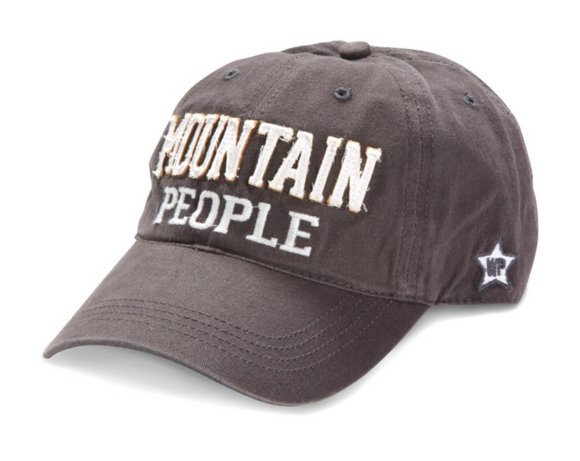 Mountain People - Baseball Hat