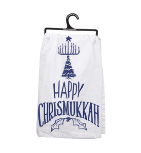 Tea Towel - Chrismukkah