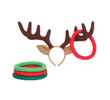 Reindeer Headband RIng Toss Game