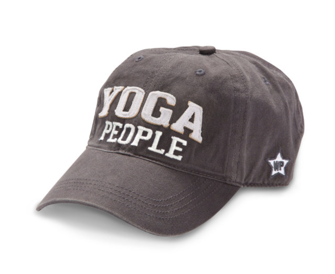 0e6cfd274bb3e Yoga People - Baseball Hat – Laugh Out Loud Expressions