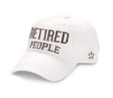 Retired People - Baseball Hat