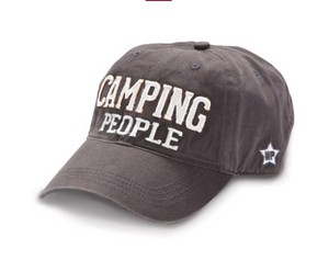 Camping People - Baseball Hat
