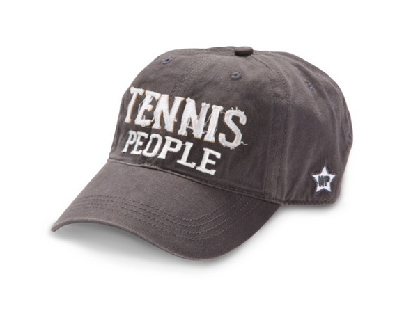 Tennis People - Baseball Hats