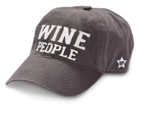 Wine People - Baseball Hat