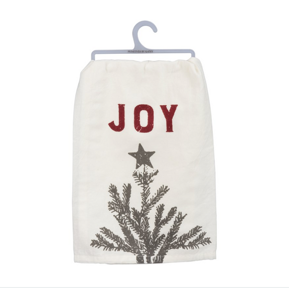Tea Towel - Joy