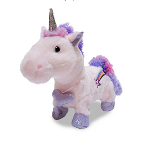 Starry Sparkle Unicorn - Pink