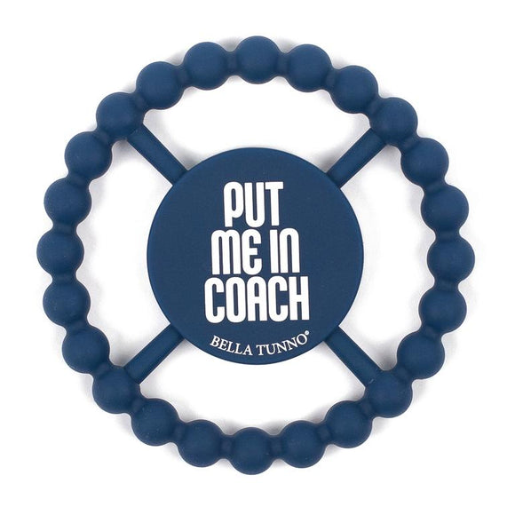 Teether: Put me in coach