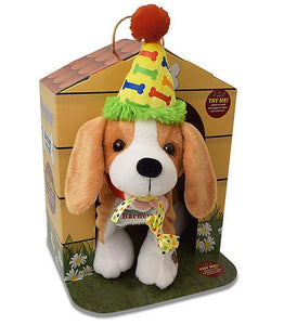 Barney Birthday Beagle