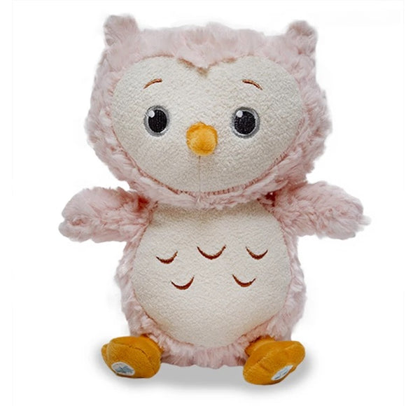 Twinkles the Owl in Pink