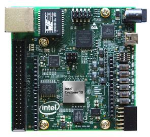 Alizem Motor Control IP on Intel® Cyclone® 10 FPGA - Start Package
