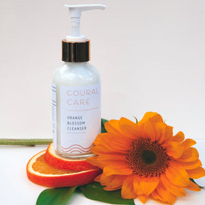 Orange Blossom Cleanser with Hyaluronic Acid