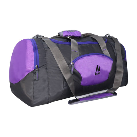 Mike weekender duffel bag - Purple