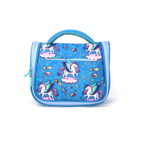 Smily Kiddos Cosmetic Bag - Light Blue