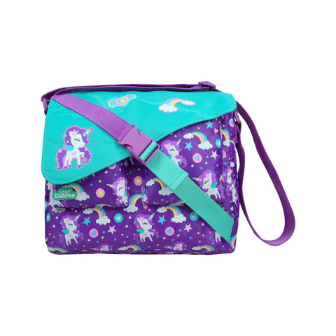 Image of Fancy Shoulder Bag Purple