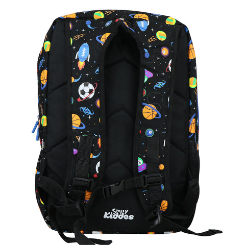 Image of Smily Fancy Backpack Black