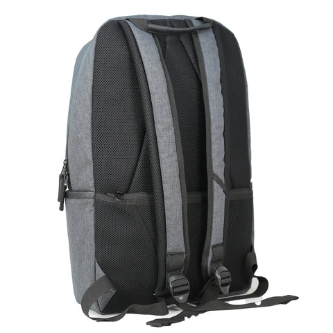 Image of Mike Zeus Laptop Backpack - Grey