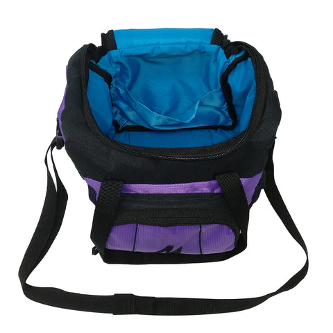 Mike Multipurpose Lunch Bag - Violet