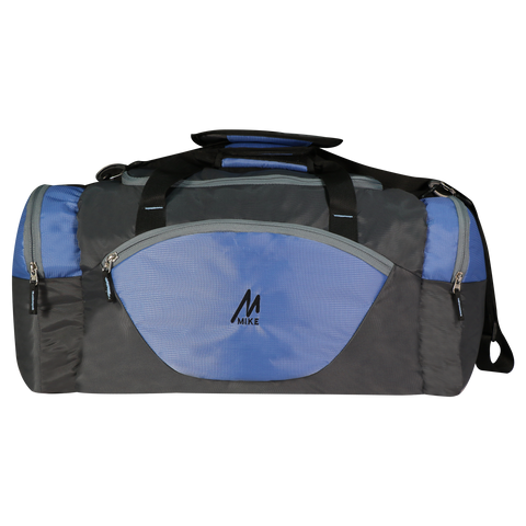Mike weekender Duffel Bag - Blue grey