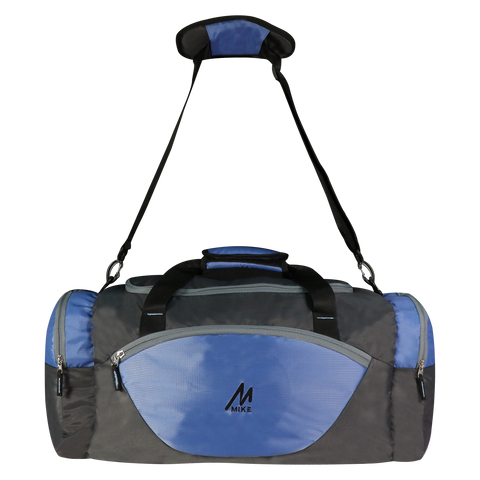 Image of Mike weekender Duffel Bag - Blue grey