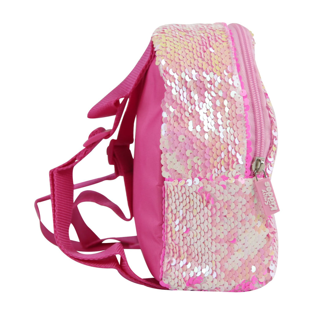 Smily Reversible Sequin Backpack
