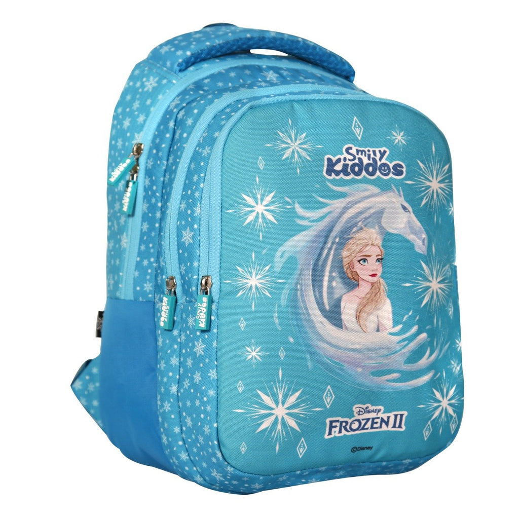 Licensed Frozen 2 Elsa Junior Backpack Light Blue