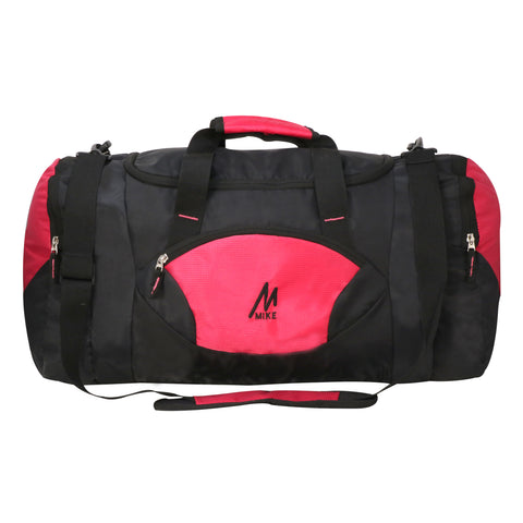 Image of Mike Weekender Duffel Bag - Pink