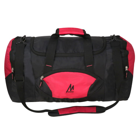 Mike Weekender Duffel Bag - Pink