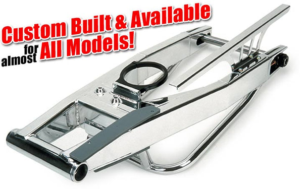 NEW 05 06 07 08 09 10 11 12 CBR 600RR 4 TO 6 INCHES SWINGARM EXTENSION