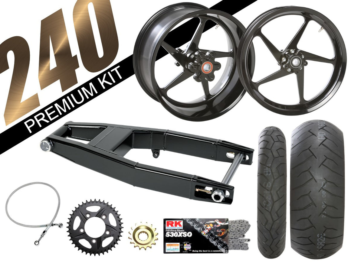 B-King Black 240 Kits