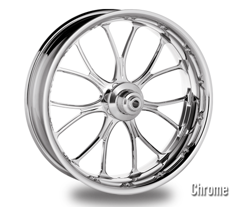 PM Heathen Wheels (Chrome)