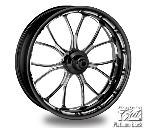 PM Heathen Wheels (Black)